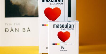 Bao cao su masculan pur - bao cao su siêu mỏng